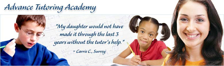 Advance Tutoring Academy company
