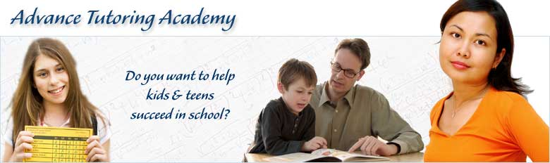 Advance Tutoring Academy : Employment for private home